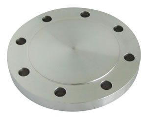 Brida ciega de acero - hierro dúctil 01