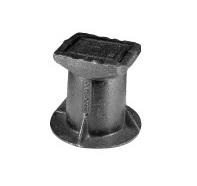 Caja brasero grande para válvula esclusa hierro fundido (tipo OSN)