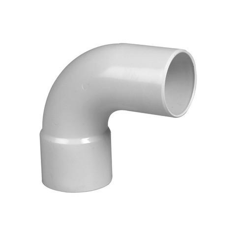 Codo / Curva cloacal a 90º MH junta pegar PVC inyectado