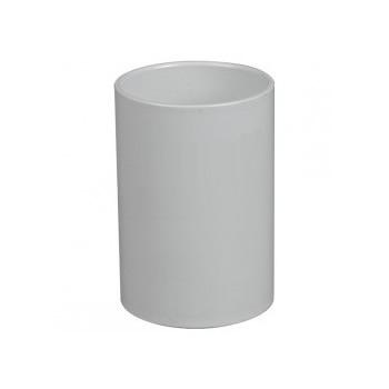 Cupla enchufe liso cloacal HH junta pegar PVC inyectado