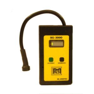 Detector de pérdidas de gas portátil