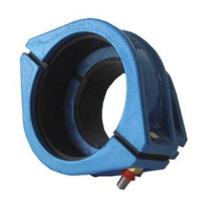 Juntamas hierro fundido reparación para cabezal PVC