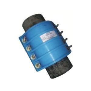 Juntamas plástico reparación para caño asbesto cemento AC 5-7