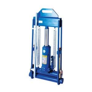 Prensa hidráulica para tuberías PEAD 63 - 180 mm