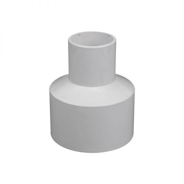 Reducción cloacal MH junta pegar PVC inyectado