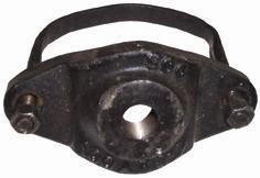 Silla estribo de hierro fundido