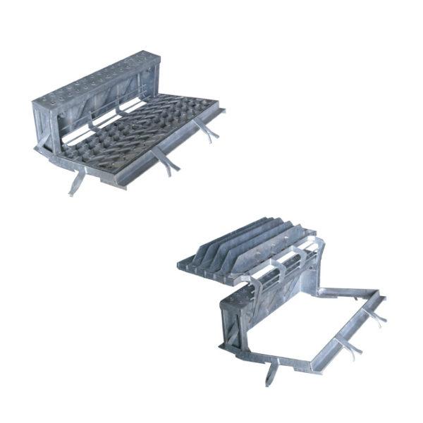 Sumidero completo BT acero galvanizado