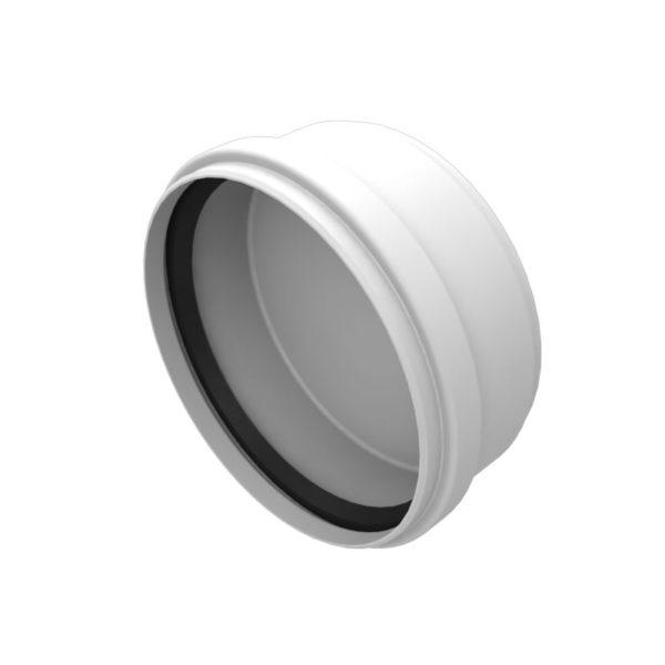 Tapa cloacal junta elástica PVC inyectado - Ø 110