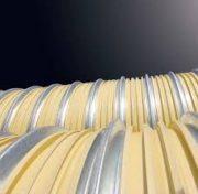 Tubo estructural corrugado de PVC con refuerzo de acero ribsteel 03