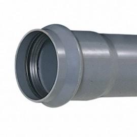 Tubo de red presión junta elástica Clase 4 x 6 m