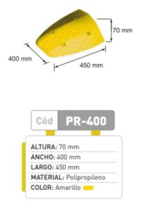 PUNTA DE CIERRE -PR-400